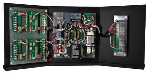 Laser Detection System